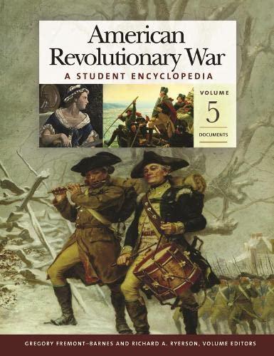 American Revolutionary War ( 5 Vol. Set)