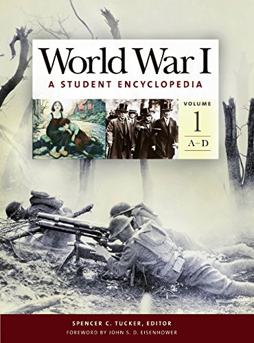 World War I [5 volumes]: A Student: Tucker, Spencer C.