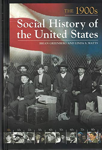 9781851099030: Social History of the United States: The 1900s