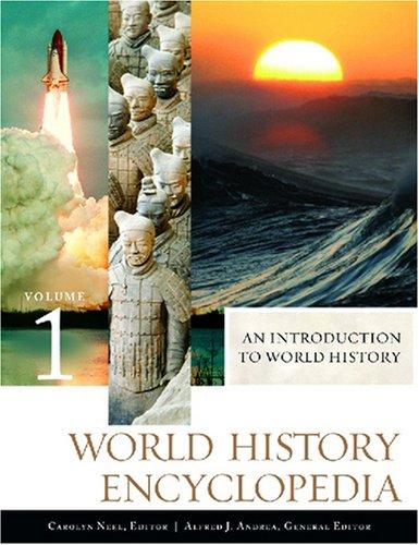9781851099290: World History Encyclopedia [21 volumes]