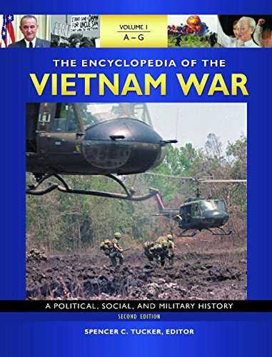 9781851099603: The Encyclopedia of the Vietnam War [4 volumes]: A Political, Social, and Military History, 2nd Edition