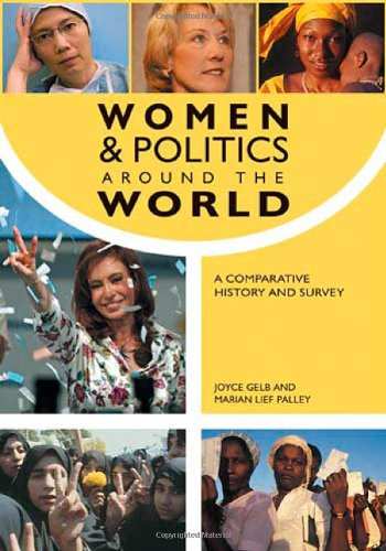 9781851099887: Women and Politics around the World: A Comparative History and Survey; 2 volume set