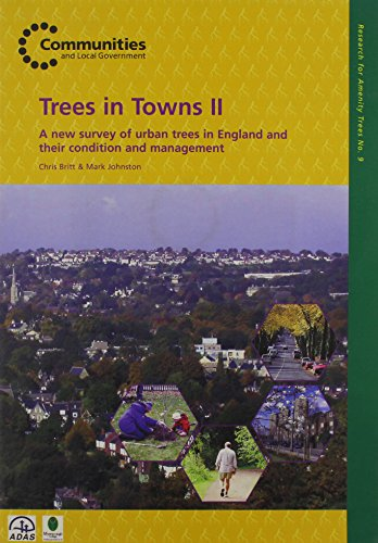 Trees in Towns II: Great Britain: Department for Communities and Local Government