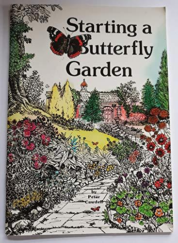 9781851168019: Starting a Butterfly Garden