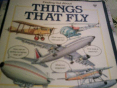 Finding Out About Things That Fly: Kate Little