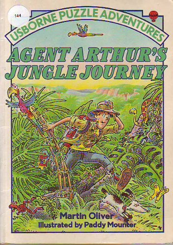 9781851232239: Agent Arthurs Jungle Journey