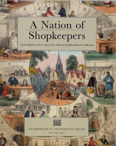 A Nation of Shopkeepers: Trade Ephemera from: Lambert, Julie Anne