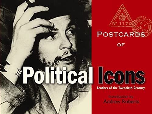 9781851243273: Postcards of Political Icons: Leaders of the Twentieth Century (Postcards From)