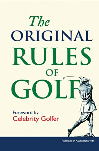 9781851243426: The Original Rules of Golf