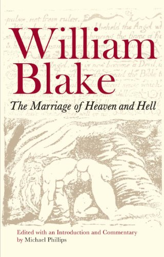 9781851243662: The Marriage of Heaven and Hell