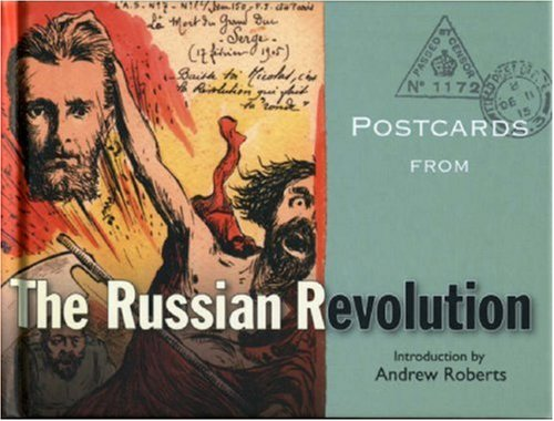 9781851243860: Postcards from the Russian Revolution