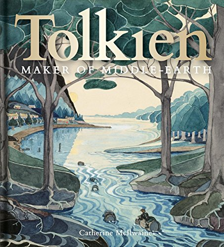9781851244850: Tolkien: Maker of Middle-earth
