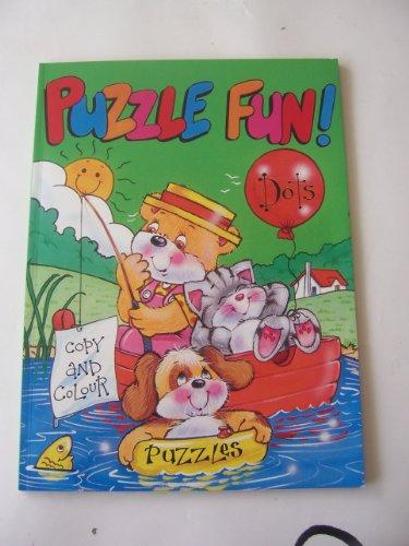 9781851284351: Puzzle Fun Dots (Copy and Colour)