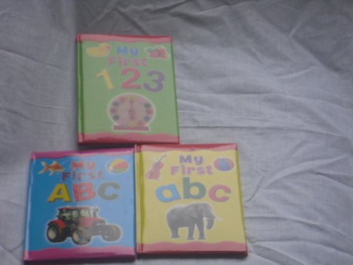 9781851285730: My First 123 Counting /ABC Book