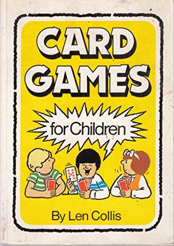 9781851360208: Card Games for Children