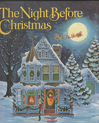 Night Before Christmas (1851360271) by Clement C. Moore