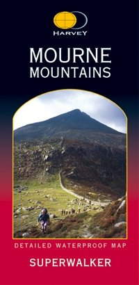 9781851375165: Mourne Mountains