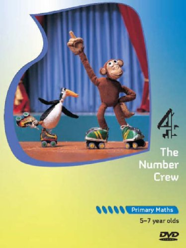 9781851443567: The Number Crew [DVD]