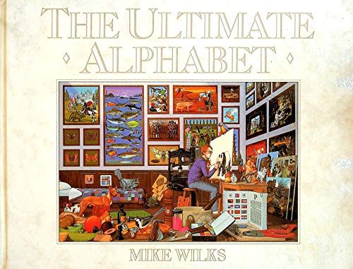 9781851450503: The Ultimate Alphabet