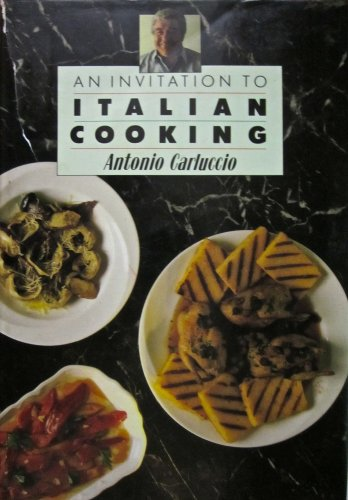 9781851450749: An Invitation to Italian Cooking