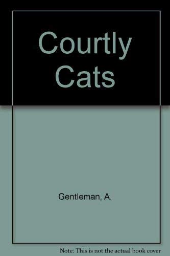 9781851450794: Courtly Cats