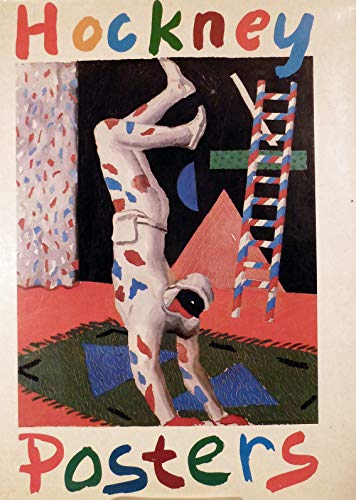Hockney Posters: Ash, Russell (editor)