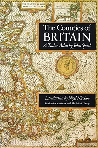 9781851451319: The Counties of Britain: A Tudor Atlas.