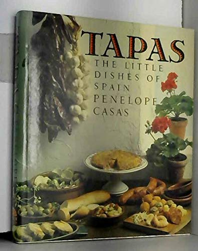 9781851451678: Tapas: The Little Dishes of Spain