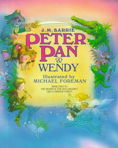 Peter Pan & Wendy: J M Barrie
