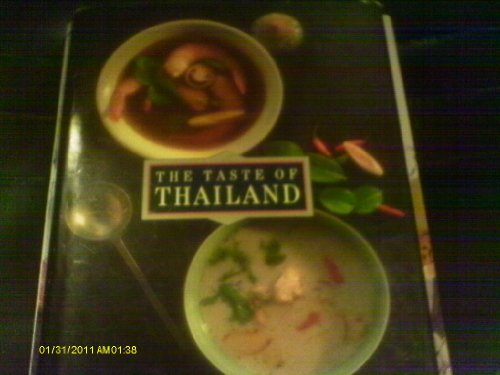 9781851451838: The Taste of Thailand