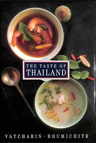 9781851451838: The Taste of Thailand
