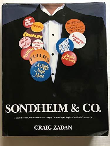 9781851451906: Sondheim & Co.