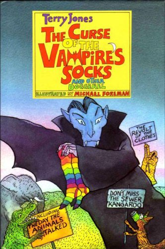 9781851452330: CURSE OF THE VAMPIRES SOCKS: And Other Doggerel