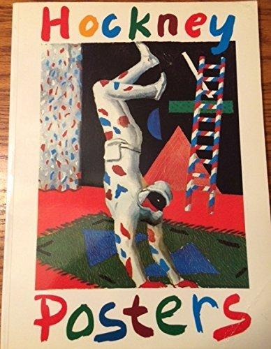 9781851452590: Hockney Posters