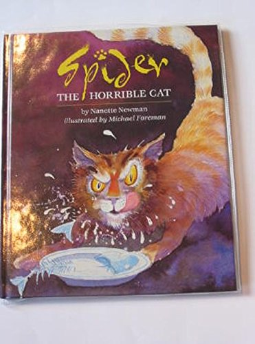 9781851458141: Spider the Horrible Cat