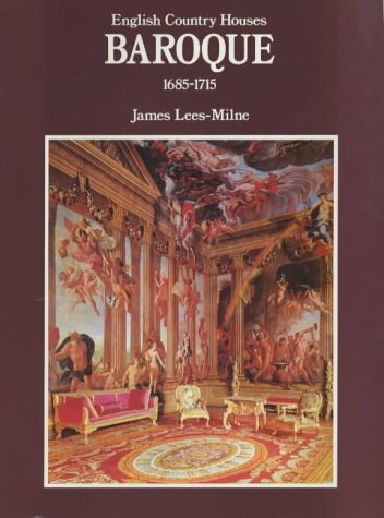 9781851490431: English Country Houses: Baroque 1685-1715