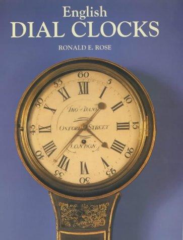 9781851490622: English Dial Clocks