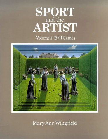 Sport and the Artist: Mary Ann Wingfield,