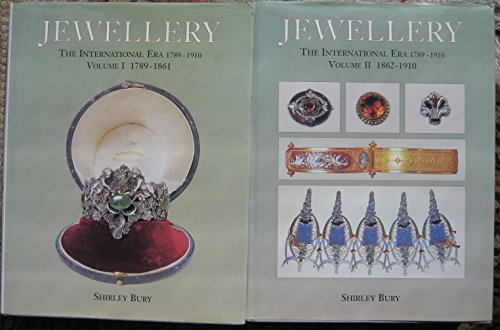 9781851491049: Jewellery, 1789-1910: The International Era