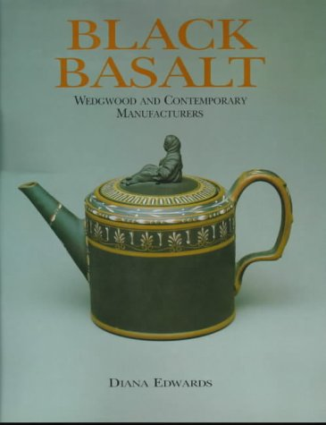 Black Basalt. Wedgewood and Contemporary Manufacturers