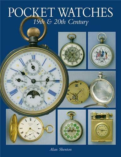 9781851492114: Pocket Watches 19th & 20th Century