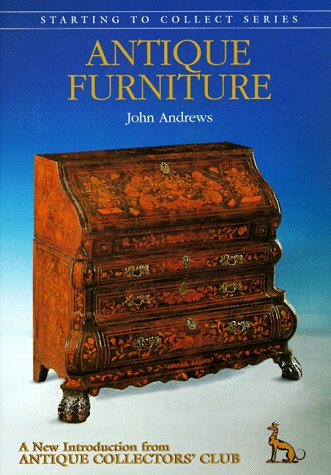 9781851492411: Antique Furniture (Starting to Collect Series)