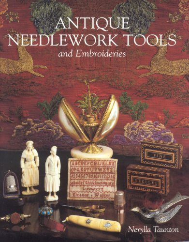 9781851492534: Antique Needlework Tools and Embroideries (Design S.)