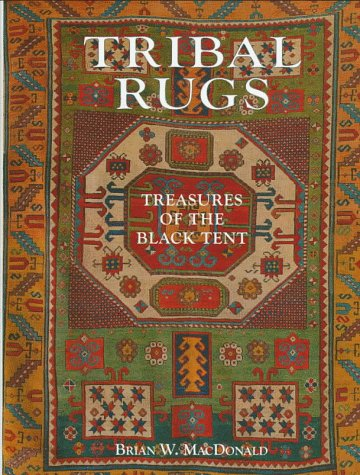 9781851492688: Tribal rugs treasures of the black tent /anglais