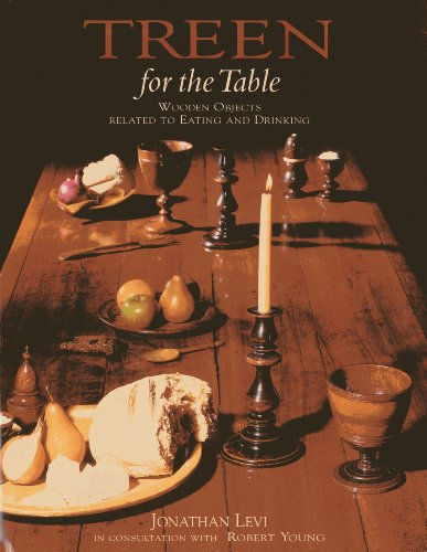 Treen for the Table: Wooden Objects Relating to Eating and Drinking