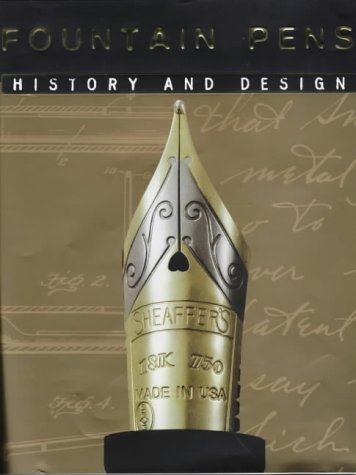 9781851492893: Fountain Pens: History and Design