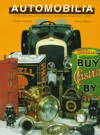 9781851492930: Automobilia: 20th Century International Reference with Price Guide