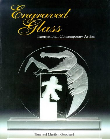 9781851493074: Engraved Glass: The Magical Art of Contemporary Artists