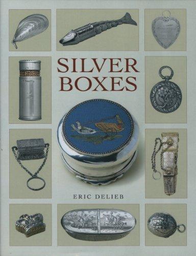 9781851493135: Silver Boxes /Anglais