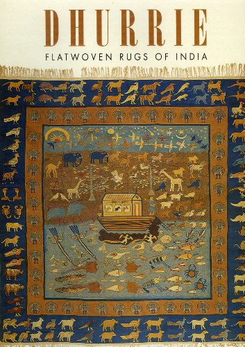 9781851493388: Dhurrie--Flatwoven Rugs of India